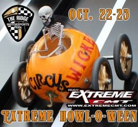Extreme Howl-O-Ween!