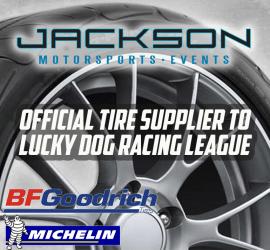 Lucky Dog Tire Sponsor